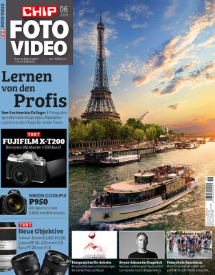 CHIP FOTO-VIDEO Magazin Jahresabo