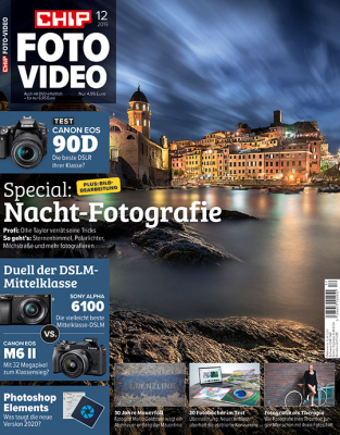 CHIP FOTO-VIDEO Magazin Studentenabo