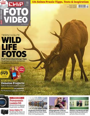 CHIP FOTO-VIDEO mit DVD Jahresabo