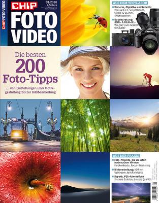 CHIP FOTO-VIDEO Magazin Geschenkabo