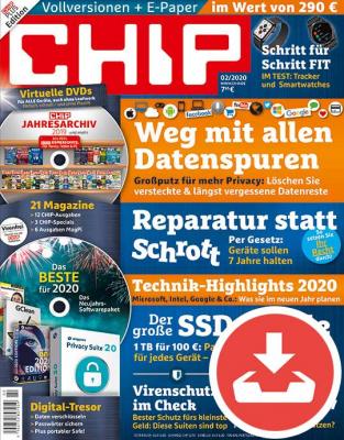 CHIP Magazin 02/20