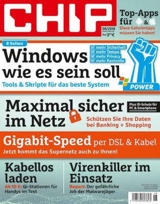 CHIP Magazin Geschenkabo