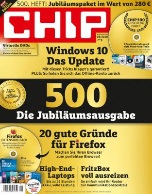 CHIP Plus Geschenkabo
