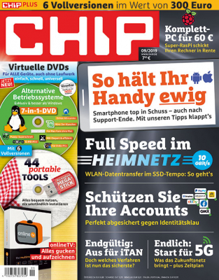 CHIP Plus Studentenabo