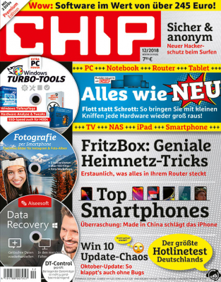 CHIP Premium Geschenkabo