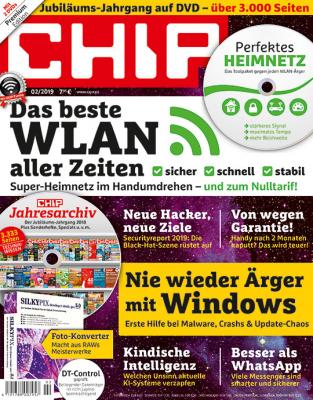Chip Kiosk Magazine Produkte Dvds Abos Offizieller Shop