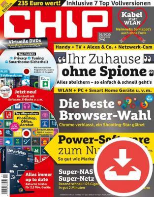 CHIP Magazin 03/20