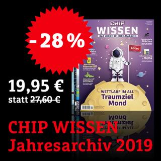 CHIP WISSEN Jahresarchiv 2019
