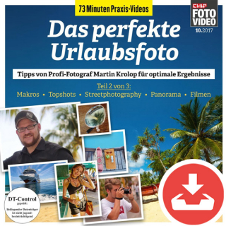 CHIP FOTO-VIDEO Heft-DVD 10/17 Download