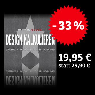 Design kalkulieren: BWL für Kreative