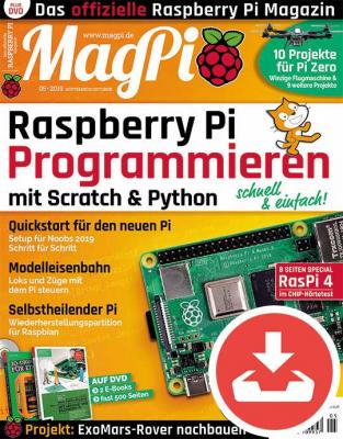 MagPi 05/19 Download