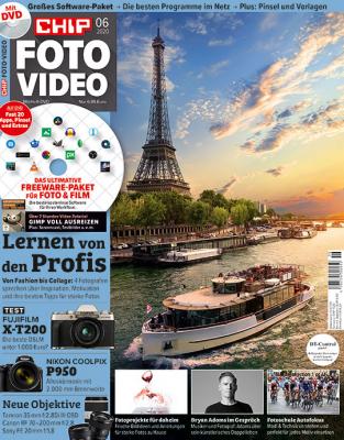 CHIP FOTO-VIDEO mit DVD 06/20