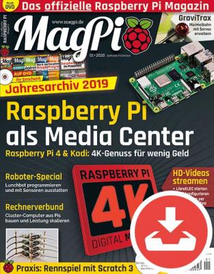 MagPi 01/20 Download