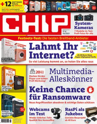 CHIP Plus 05/21