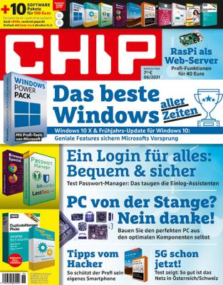 CHIP Plus 06/21