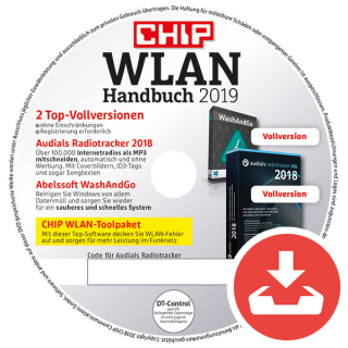 WLAN 2019 Heft-DVD Download