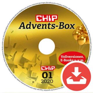 CHIP-DVD 01/20 Download