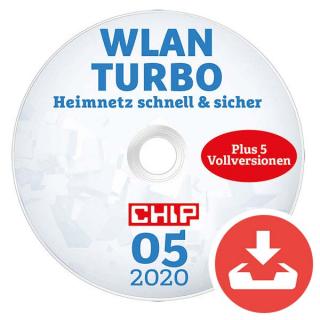 CHIP-DVD 05/20 Download
