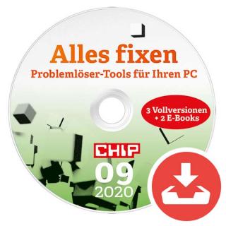 CHIP-DVD 09/20 Download