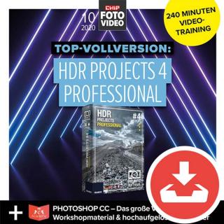 CHIP FOTO-VIDEO Heft-DVD 10/20 Download
