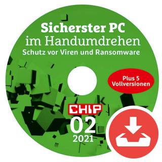 CHIP-DVD 02/21 Download
