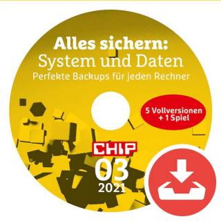 CHIP-DVD 03/21 Download