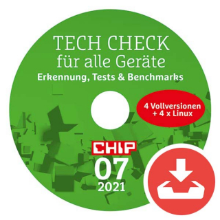 CHIP-DVD 07/21 Download