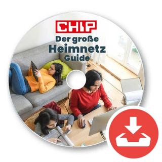 Heimnetz 2021 Heft-DVD