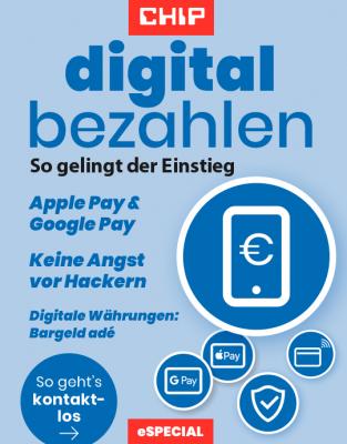 Digital und kontaktlos bezahlen