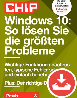 Windows 10 - Troubleshooting