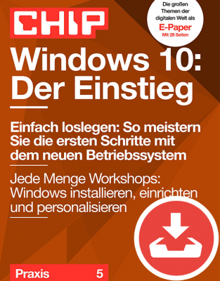 Windows 10: Der Einstieg