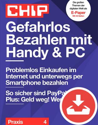 Bezahlen mit Handy & PC