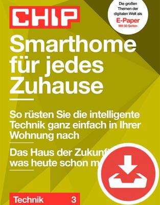 Smarthome für jedes Zuhause