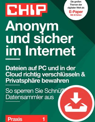 Anonym & sicher im Internet