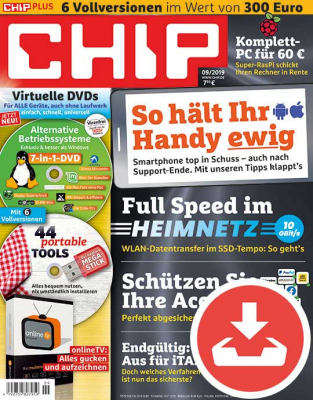 CHIP Magazin 09/19 Download