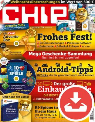 CHIP Magazin 01/20