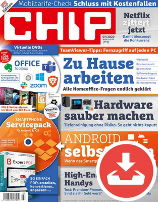 CHIP Magazin 07/20