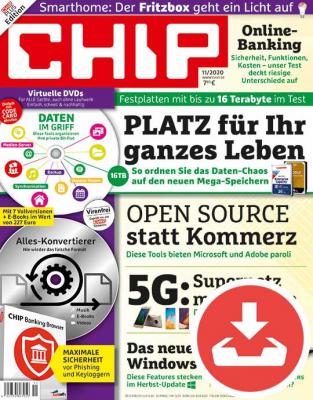 CHIP Magazin 11/20