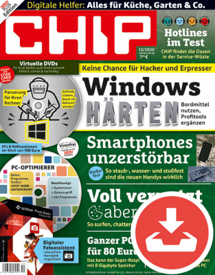 CHIP Magazin 12/20