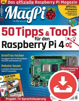 MagPi 02/20 Download