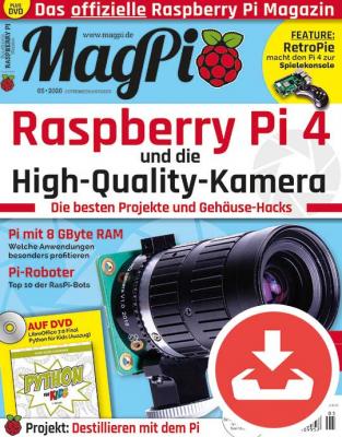 MagPi 05/20 Download