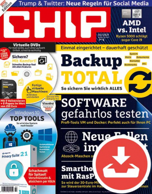 CHIP Magazin 03/21