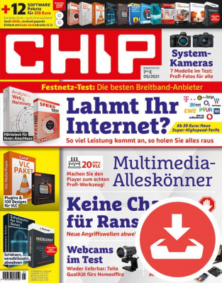 CHIP Magazin 05/21