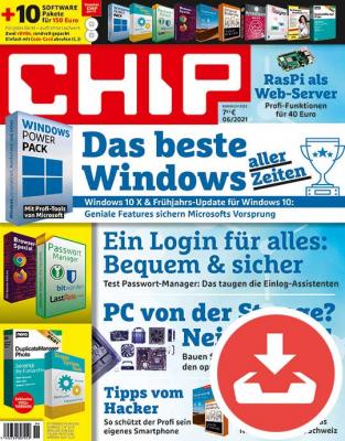 CHIP Magazin 06/21