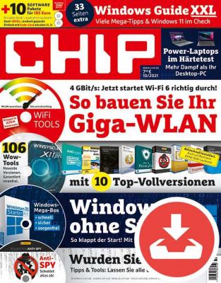 CHIP Magazin 10/21