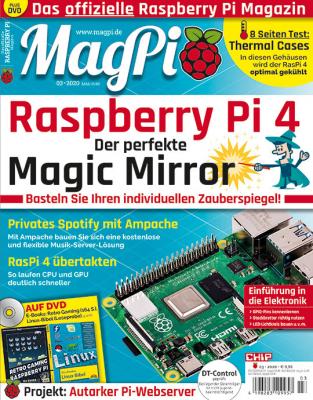 MagPi 03/20