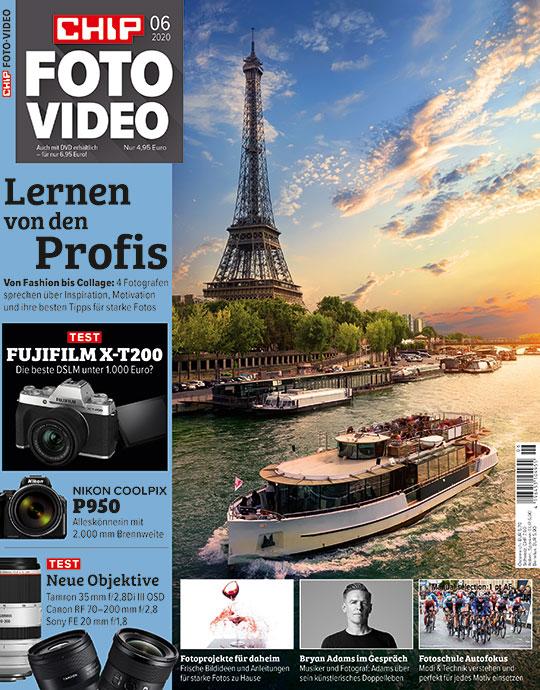 CHIP FOTO-VIDEO Magazin