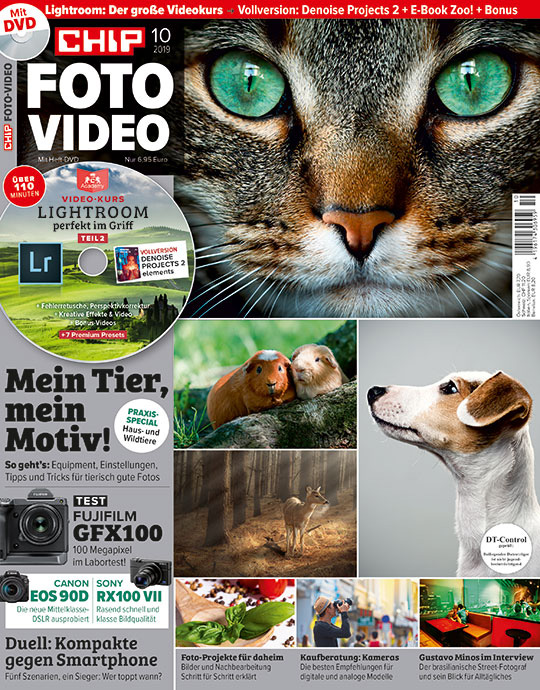 CHIP FOTO-VIDEO mit DVD