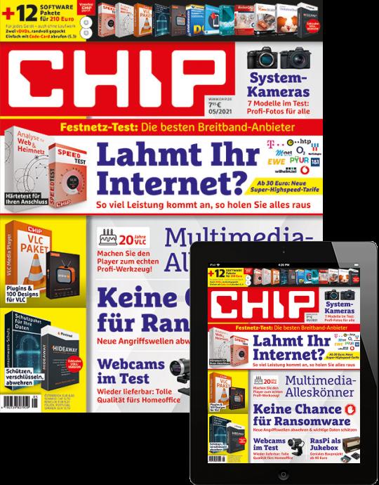 CHIP Plus Kombi
