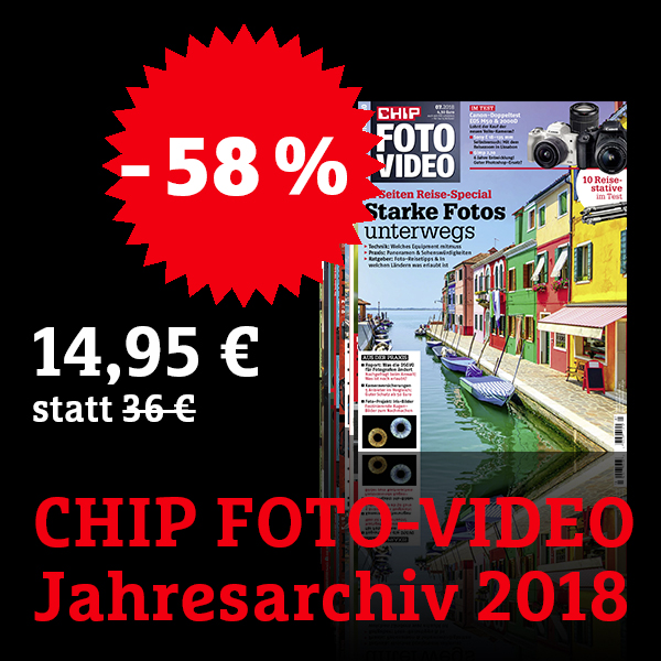 CHIP FOTO-VIDEO Jahresarchiv 2018